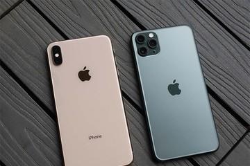 Apple vượt Samsung thống lĩnh thị trường điện thoại thông minh
