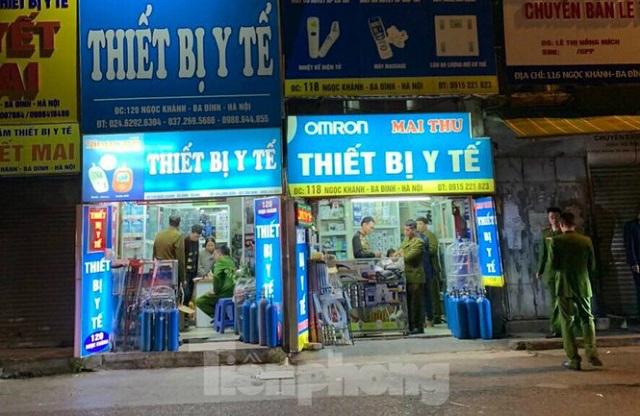 Hà Nội xử lý nhiều cửa hàng lợi dụng dịch corona 'chặt chém' giá khẩu trang