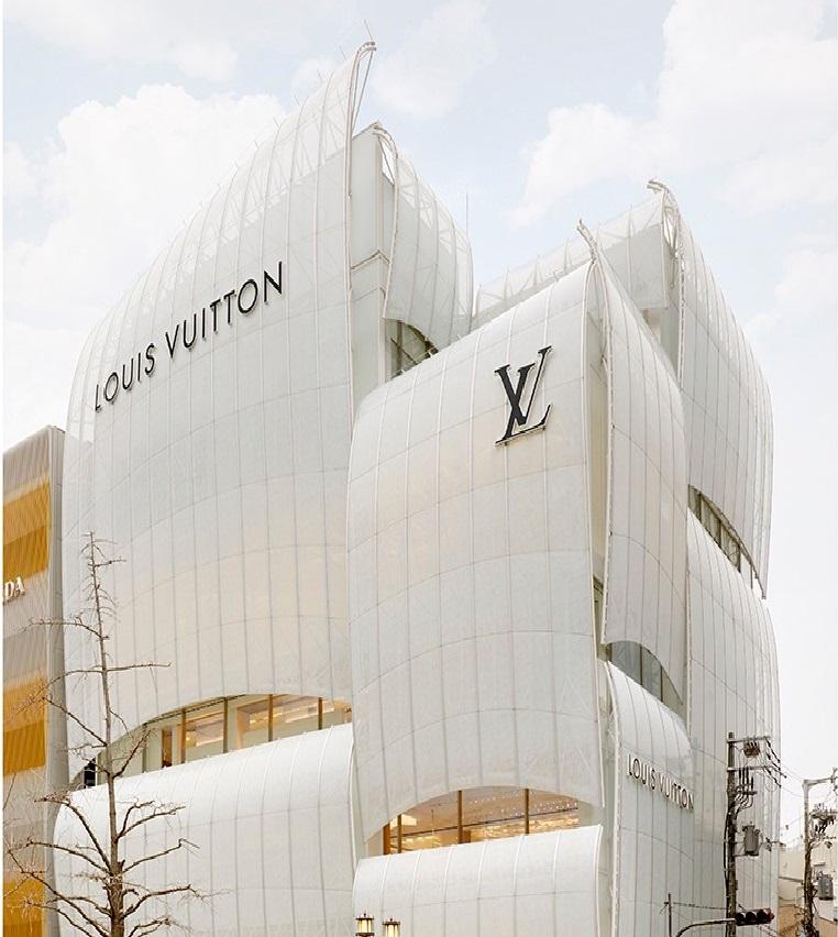 Louis Vuitton khai trương nhà hàng và tiệm cà phê đầu tiên ở Nhật Bản