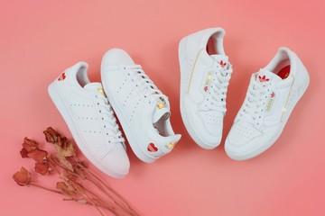 Đón Valentine với giày trái tim đến từ Adidas và Nike
