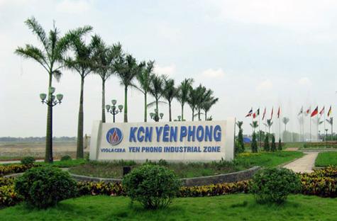 Viglacera khởi công khu công nghiệp hơn 2.200 tỷ đồng ở Bắc Ninh