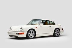 Diện mạo mới cho Porsche 964 Carrera 4 sau phục dựng