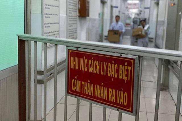 Bệnh nhân thứ 9 dương tính với nCoV trở về từ Vũ Hán