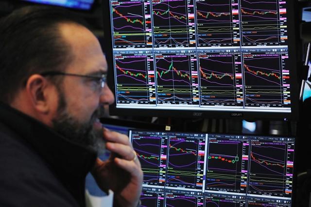 Phố Wall phục hồi nhờ cổ phiếu công nghệ
