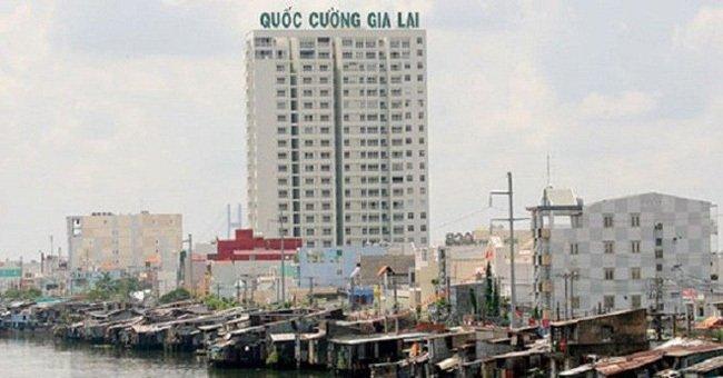 Quốc Cường Gia Lai vay 72,5 tỷ đồng từ công ty của ông Nguyễn Quốc Cường
