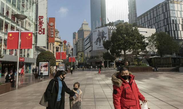 Tuần lễ thất thu của doanh nghiệp Trung Quốc