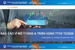 YSVN: Báo cáo vĩ mô tháng 1 và triển vọng TTCK tháng 2