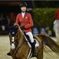 """<p class=""""Normal""""> Những đối thủ cạnh tranh của Jennifer Gates trong môn cưỡi ngựa cũng khá nổi tiếng, chẳng hạn như con gái của nhà sáng lập Apple Steve Jobs, con gái của tỷ phú Michael Bloomberg, và con gái của đạo diễn Steven Spielberg. <em>Ảnh: Getty.</em></p>"""