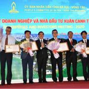Bà Rịa - Vũng Tàu trao chủ trương, chứng nhận đăng ký đầu tư cho 4 dự án hơn 4.100 tỷ đồng
