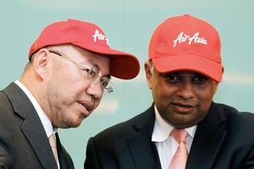 CEO, chủ tịch AirAsia tạm từ chức vì bê bối hối lộ của Airbus