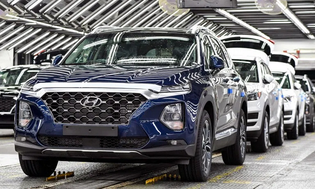 Hyundai dừng sản xuất vì thiếu linh kiện từ Trung Quốc