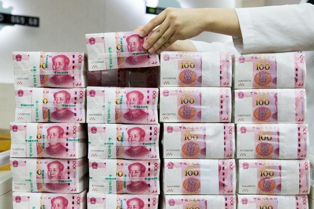 Ngân hàng trung ương Trung Quốc khử trùng tiền mặt, in tiền mới