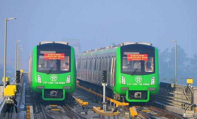Bộ Giao thông xin hoãn trả nợ dự án đường sắt Cát Linh - Hà Đông