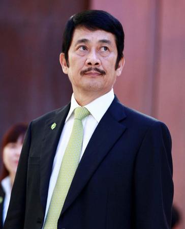 Ông Bùi Thành Nhơn, Chủ tịch HĐQT Tập đoàn Đầu tư Địa ốc No Va.