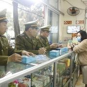 Xử lý gần 3.000 cửa hàng bán khẩu trang trên toàn quốc