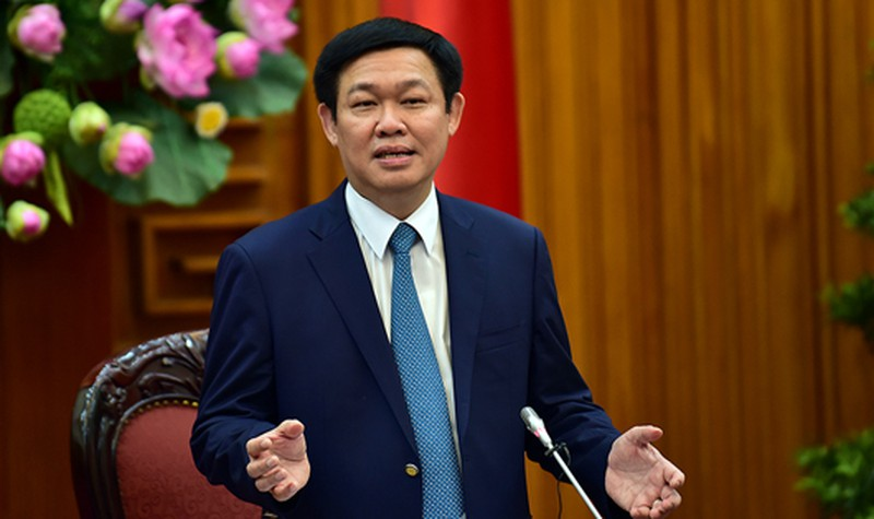 Ông Vương Đình Huệ làm Bí thư Hà Nội