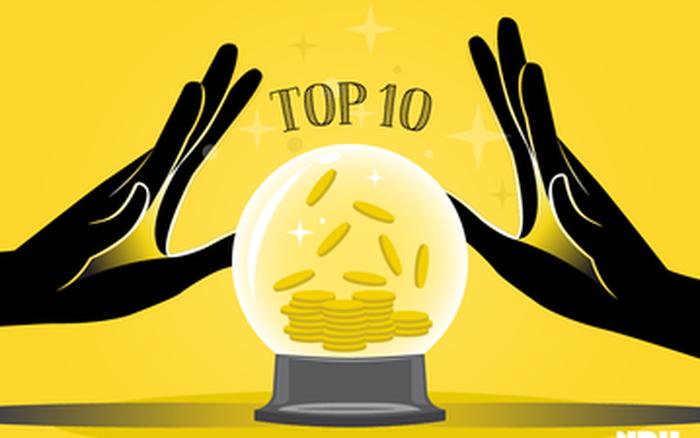 10 cổ phiếu tăng/giảm mạnh nhất tuần: Ấn tượng nhóm ngân hàng