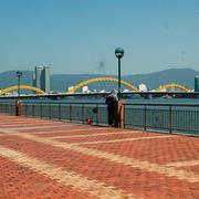 Thử nghiệm Phố đi bộ - chợ đêm Bạch Đằng dọc sông Hàn trước 15/3