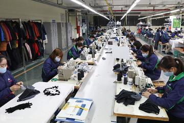 Doanh nghiệp dệt may 'cấp cứu' khẩu trang
