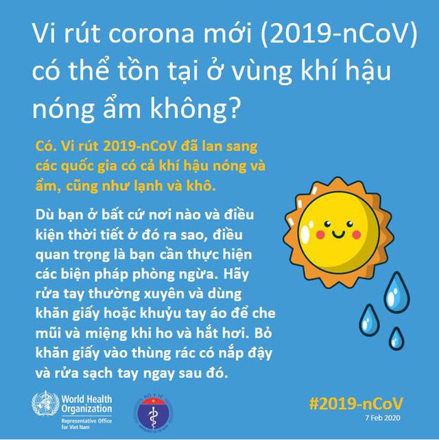 Bộ Y tế lên tiếng sau thông tin nói rằng virus corona lây qua bụi khí  - Ảnh 2.