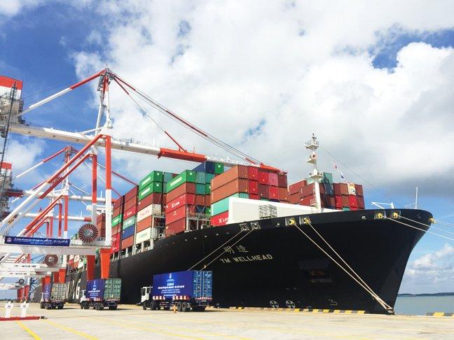 Doanh nghiệp cảng biển trong vòng xoáy đại dịch