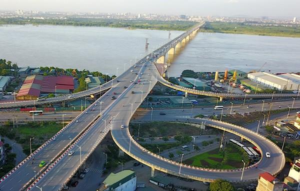 Phó Thủ tướng phê duyệt chủ trương đầu tư dự án cầu Vĩnh Tuy giai đoạn 2