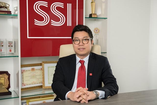 Ông Nguyễn Phan Dũng, Phó Tổng giám đốc SSIAM. Ảnh: Dealstreet Asia.