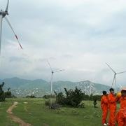 Chạy đua làm điện gió, bán giá cao hơn 2.000 đồng/kWh