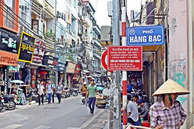 Hà Nội sắp xếp lại 5 đơn vị cấp phường xã trong 2 năm tới