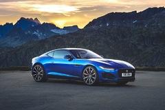 Jaguar tiết lộ phiên bản mới nhất của dòng F-TYPE huyền thoại