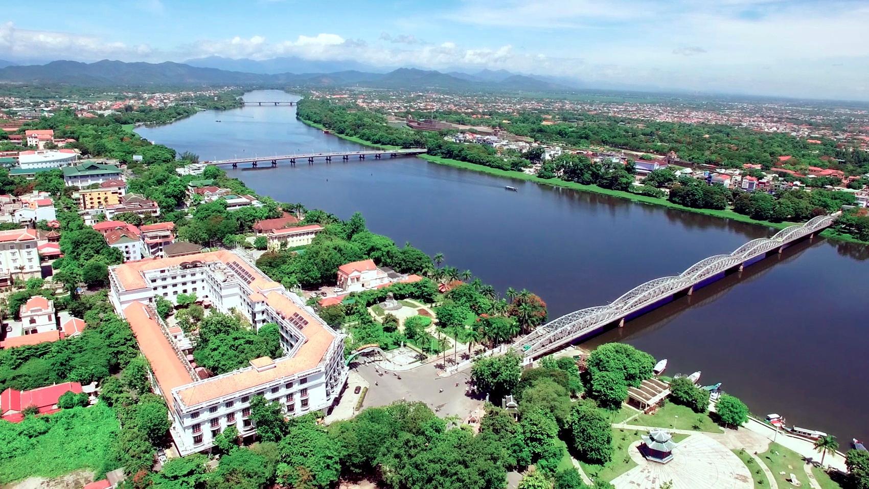 Thừa Thiên Huế kêu gọi đầu tư dự án khu dịch vụ du lịch cao cấp bên bờ sông Hương