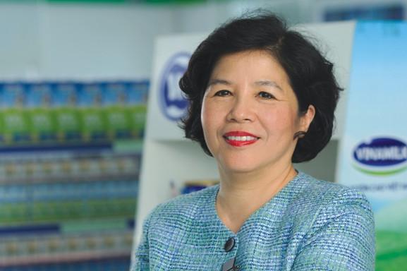 CEO Vinamilk Mai Kiều Liên ứng cử vào HĐQT GTNfoods