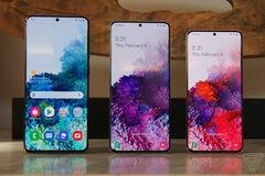 Samsung ra mắt bộ ba Galaxy S20 - camera zoom 100X, quay video 8K