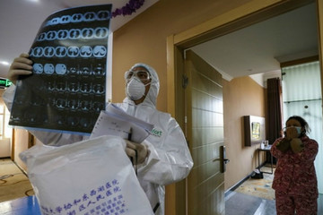 Trung Quốc thay đổi cách tính, số ca nhiễm mới virus corona tăng gần 10 lần