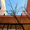 <p> Phía bên trong, các kiến trúc sư thiết kế 2 tầng với cầu thang dẫn lên mái.</p>