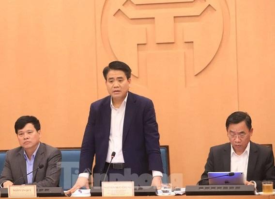 Chủ tịch Hà Nội: Kiểm định 600.000 khẩu trang tịch thu để phát cho học sinh