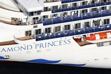 Hành trình ác mộng trên tàu Diamond Princess
