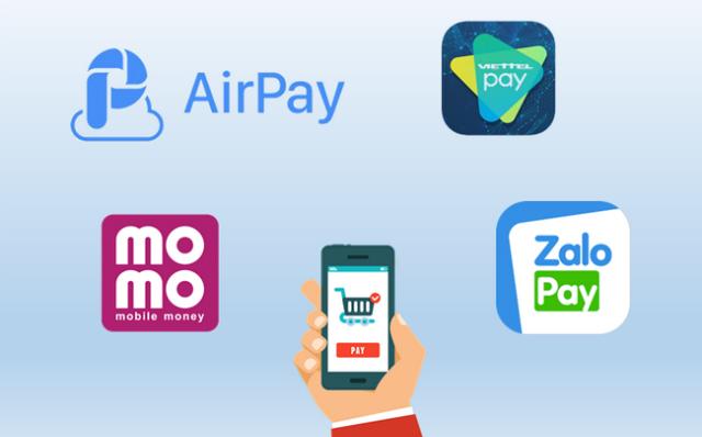 Ví điện tử lo ngại về việc phát triển khách hàng khi tiền di động được chấp thuận. Ảnh: Trí thức trẻ