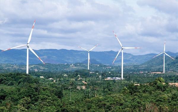 PC1 mua lại công ty điện gió Phong Nguyên và Phong Huy