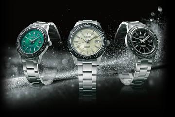 Seiko vinh danh mẫu đồng hồ 1964 Crown Chronograph qua BST Seiko Presage SARX