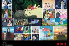 21 bộ phim lừng danh của Studio Ghibli sẽ có trên Netflix Việt Nam kể từ tháng 2