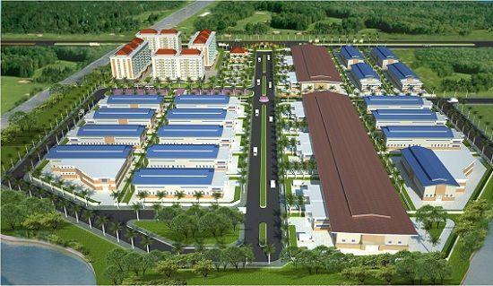 Trình kế hoạch lập cụm công nghiệp Phùng Chí Kiên 75 ha ở Hưng Yên