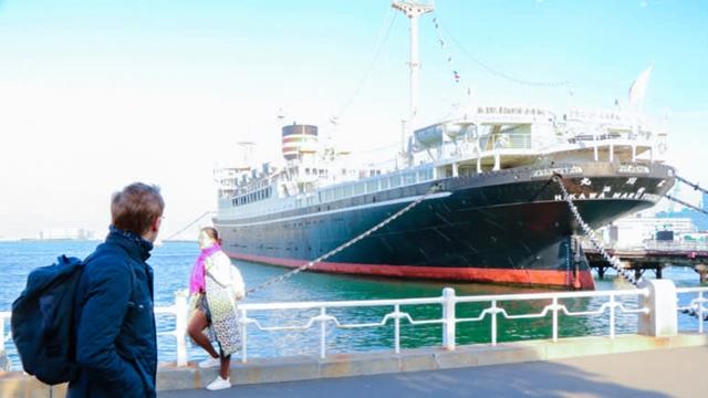 Tàu NYK Hikawa Maru