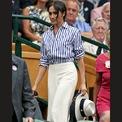 <p> Công nương Kate Middleton chi khoảng 85.000 USD cho trang phục trong năm ngoái. Trong khi đó, Meghan Markle tiêu tốn tới 500.000 USD cho trang phục trong thời gian mang thai. Đối lập với vợ, Hoàng tử Harry có lối ăn mặc giản dị, thậm chí đã mặc lại tới 24 lần một chiếc blazer có giá 170 USD trong năm ngoái. Ảnh: <em>PA.</em></p>