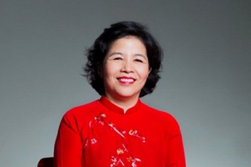 Bà Mai Kiều Liên được bầu làm Chủ tịch GTNfoods, Mộc Châu Milk và Vilico
