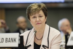 IMF cảnh báo tăng trưởng kinh tế toàn cầu giảm trong năm 2020