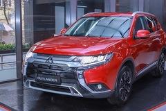 Mitsubishi Outlander 2020 giá từ 825 triệu đồng