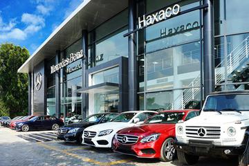 Lợi nhuận các đại gia phân phối ôtô giảm sâu