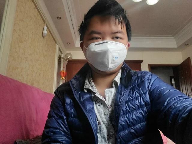 Tiger Ye lần đầu tiên nghi ngờ anh mắc phải căn bệnh đang lây lan khắp thế giới vào ngày 21/1, khi cảm thấy quá mệt để ăn hết bữa tối.