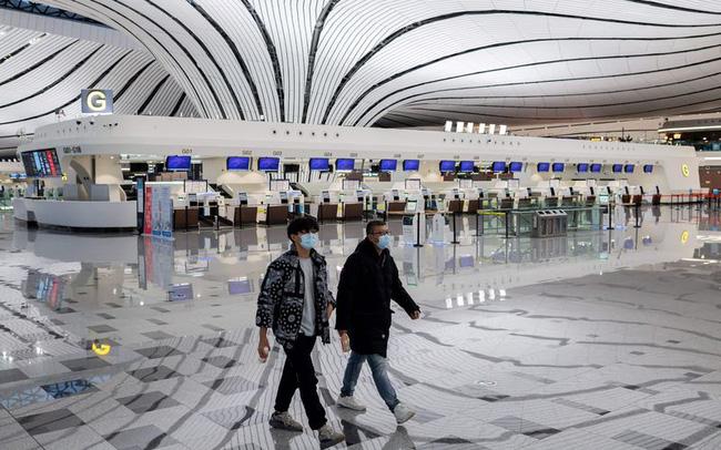 Thị trường hàng không Trung Quốc tụt từ vị trí số 3 thế giới xuống số 25 chỉ trong 5 tuần